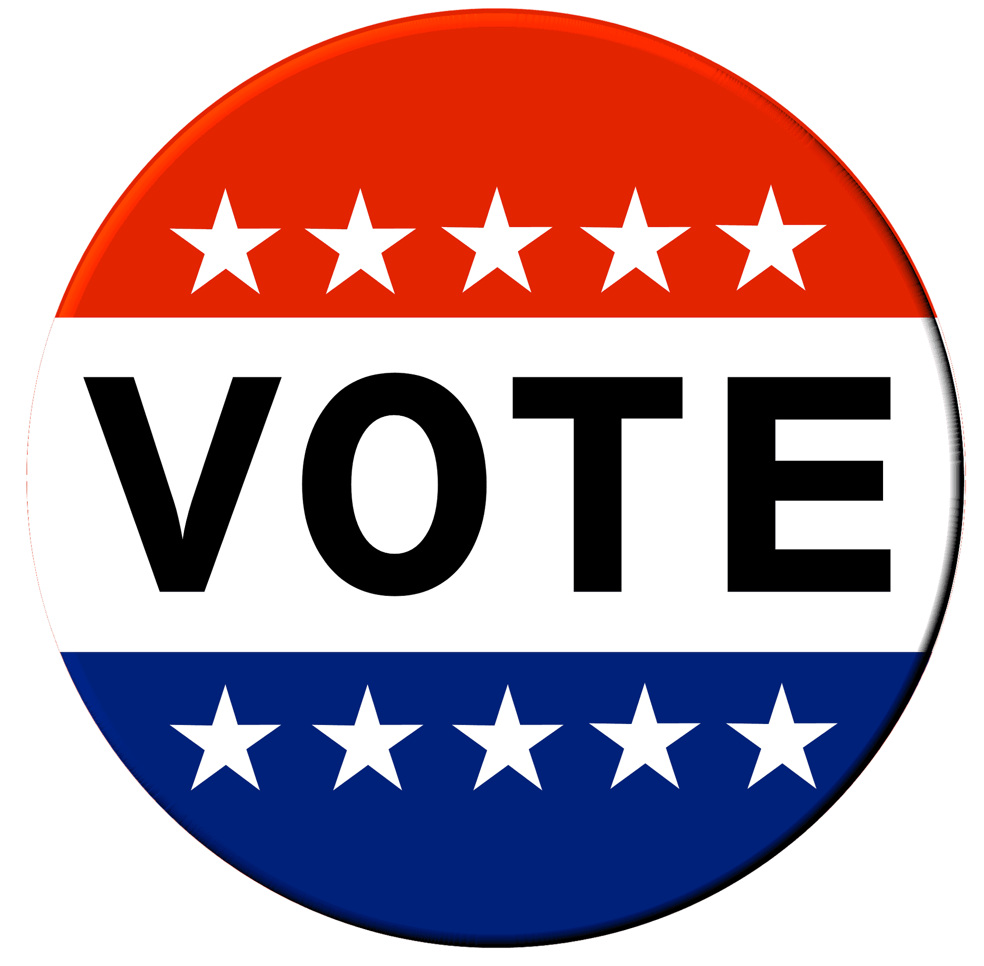 Vote Sticker Image