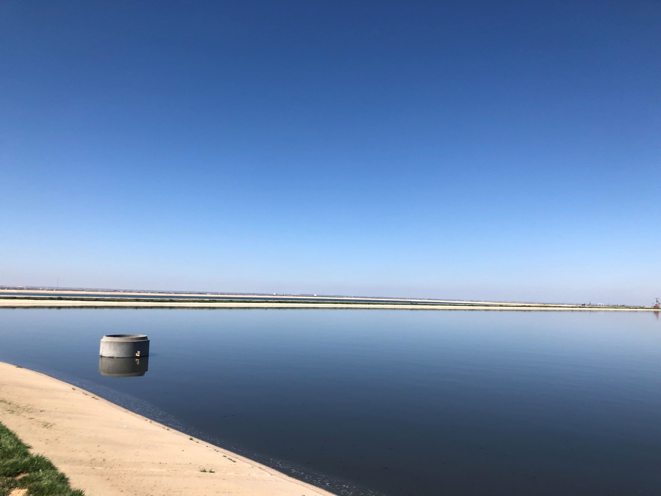 Wastewater Ponds-Summer 2019
